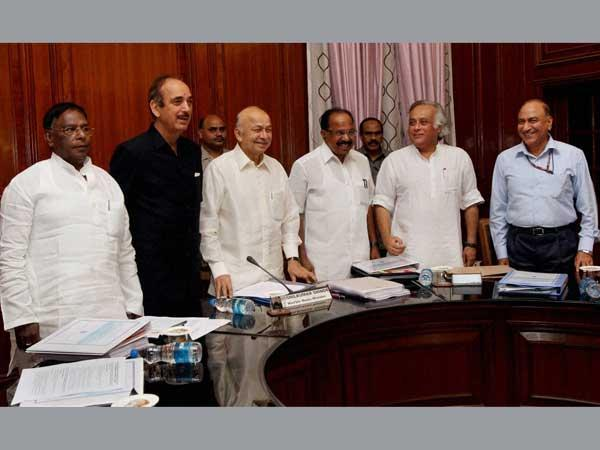 GoM meet on Telangana ends