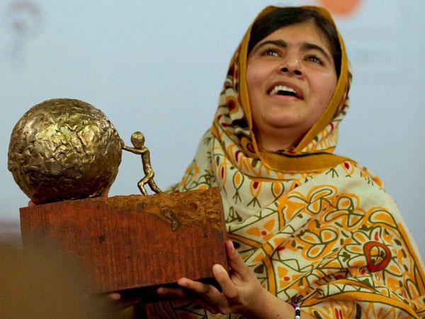 Malala Yousufzai wants to be the PM