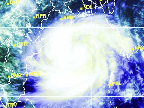 Met department issues cyclone threat, Odisha on high alert