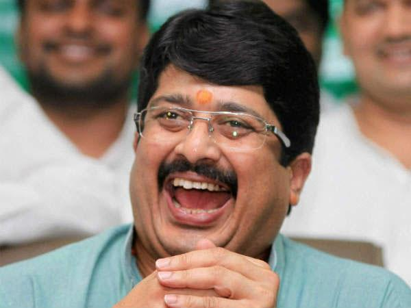 Controversial leader Raja Bhaiya makes comeback as UP Cabinet Minister
