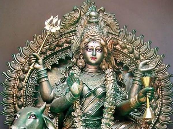 Navratri: Mahagauri worshipped on Day 8