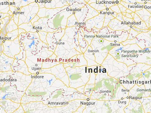 Five killed in MP's temple stampede