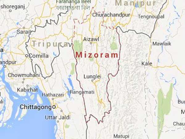 Mizoram affected by NH-54 repairs
