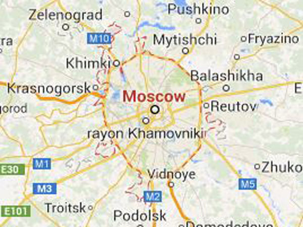 380 people arrested for Moscow riot