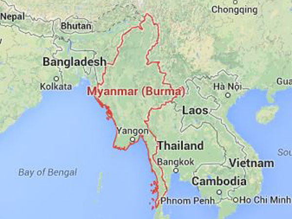 78 detained for riots in Myanmar