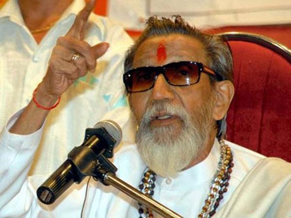Sena upset over FB post on Thackeray