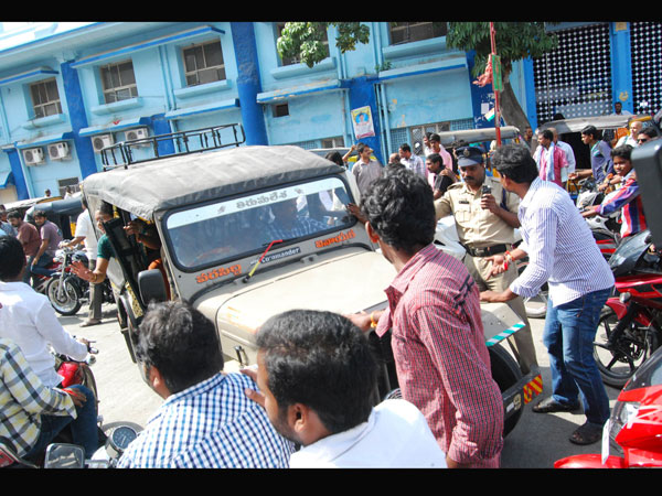 Communal clash in AP: Security beefed up