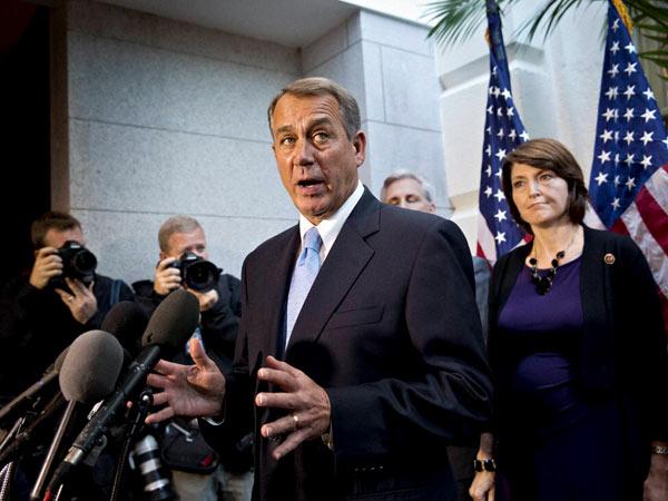 Senate leaders scramble to avoid US default