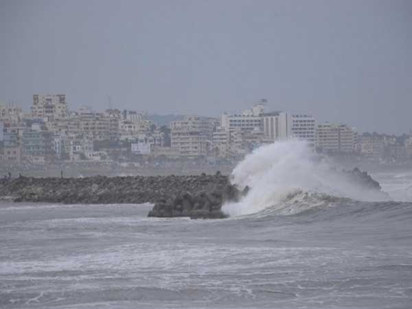 Medical relief to cyclone hit areas