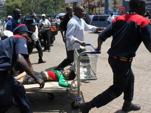 Nairobi: Two bodies maybe of militants'