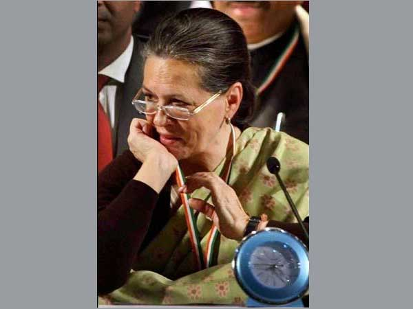 T-Row: Cong leaders thank Sonia Gandhi