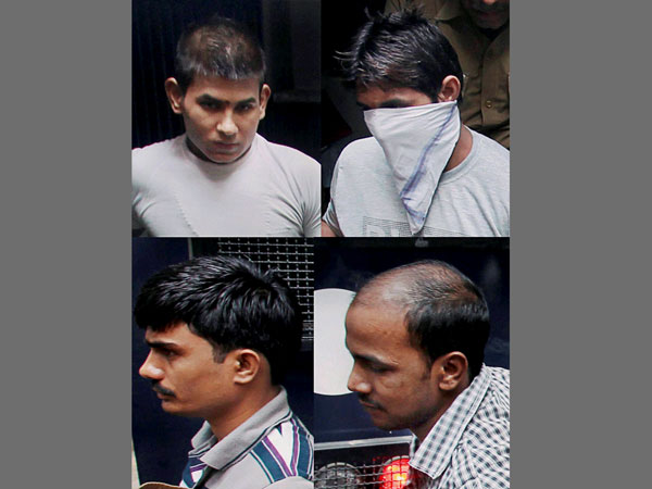 Gangrape convicts