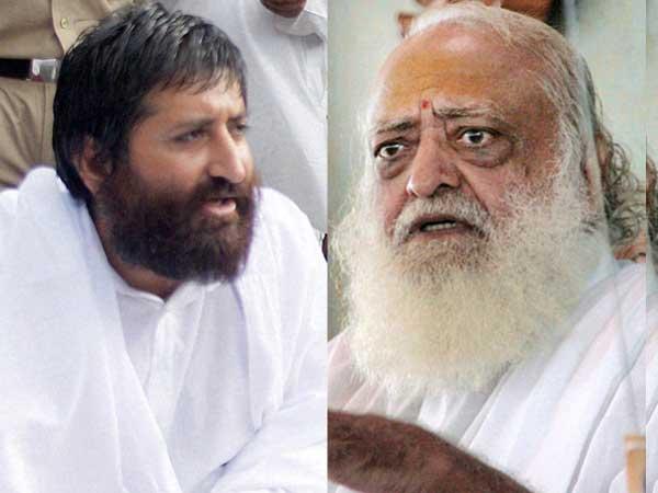Narayan Sai and Asaram Bapu