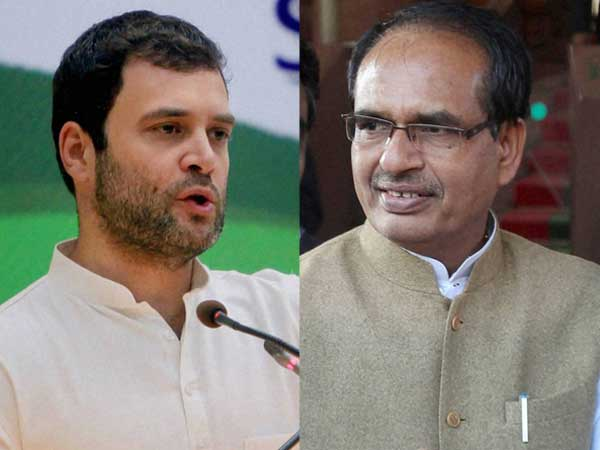 Rahul to become old in MP: Shivraj Singh