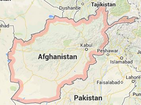 10 Taliban fighters lay down arms in Afghanistan