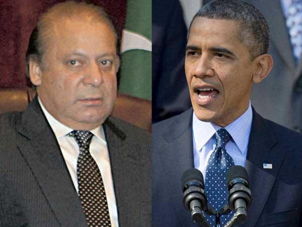 Sharif raises issue of drone attacks