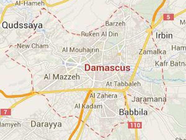 Syria:Car bomb blast kills 1, injures 40