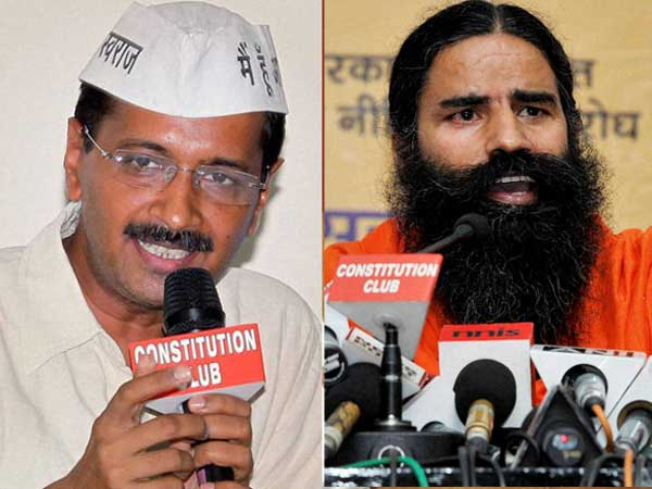 Cong: Kejriwal is like Baba Ramdev