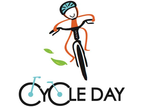 Blore to celebrate Cycle Day on Oct 27