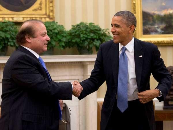 US dismisses Sharif's plea on Kashmir