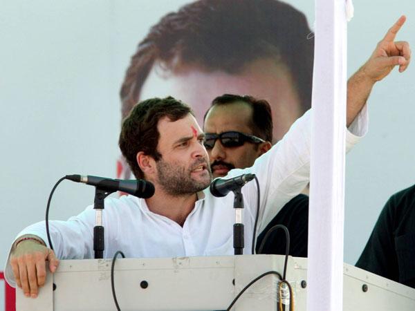 UP govt dismisses Rahul Gandhi's claims