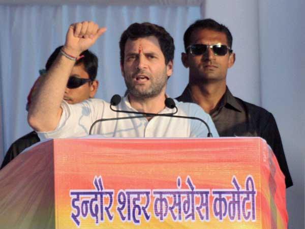 BJP files complaints against Rahul