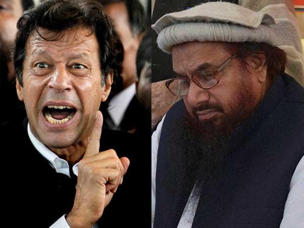 Imran Khan justifies dealings with Hafiz