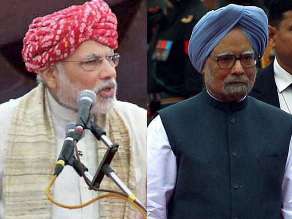 Modi, Singh to come face to face