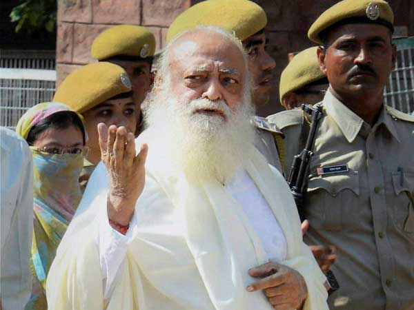 Asaram to remain in jail, plea rejected