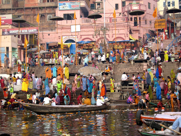 Soon entire Ganges will be cleaned