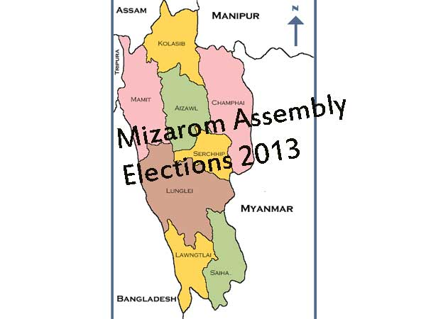 Mizo: CM to contest from two seats