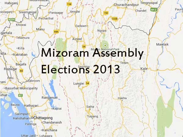 Tripura troopers for Mizo assembly polls
