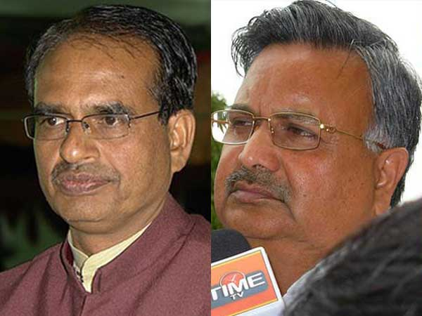 BJP to sweep Chh'garh & MP: Survey