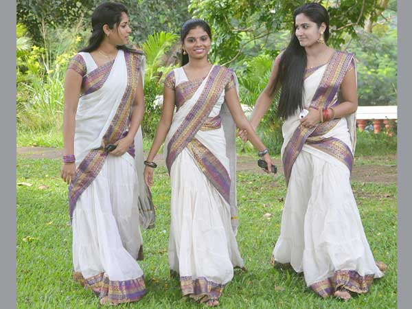 Kerala Women Dresses