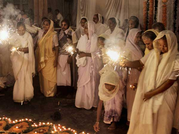 Widows in Vrindavan