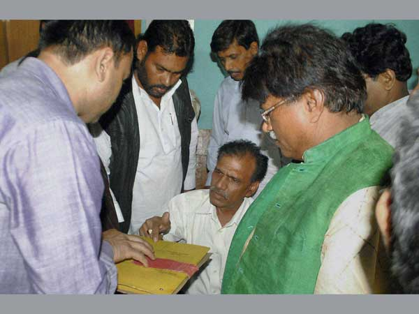 New Delhi: MLA booked in LTC scam
