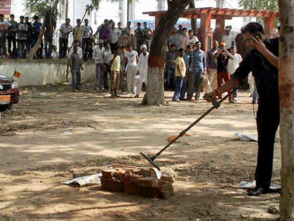 Breakthrough in Patna blast case