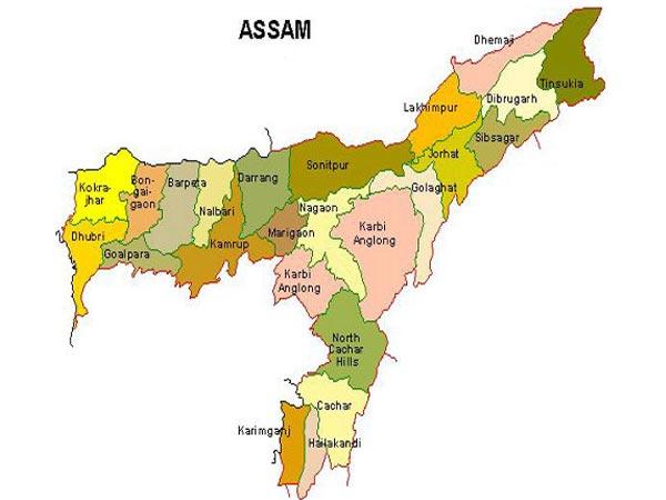 Six killed in militant attack in Assam