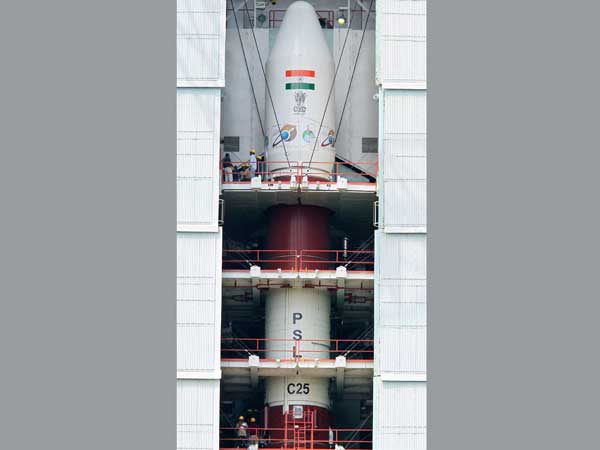 India is not competing with China: Isro chief
