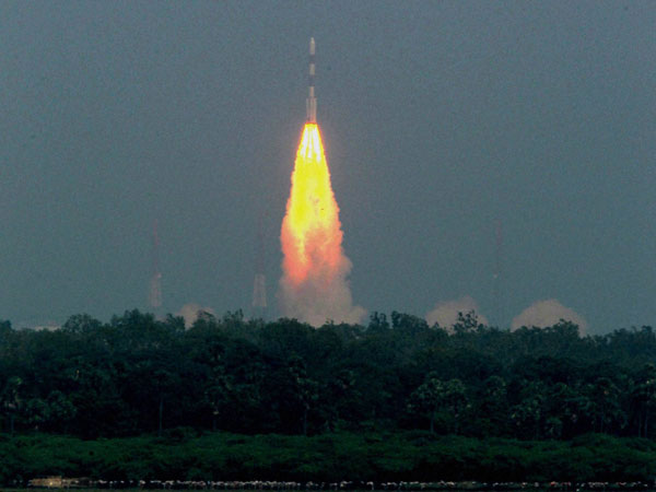Mangalyaan placed in orbit successfully