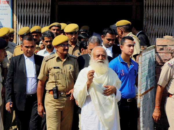 Police files chargesheet against Asaram