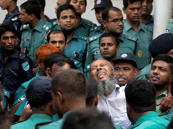 Dhaka sentences 152 soldiers to death