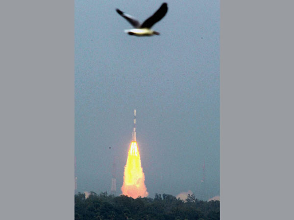 India's space odyssey with Mars on FB