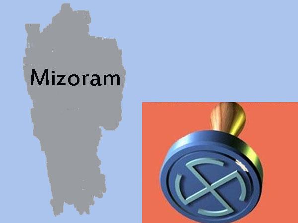 Mizoram assembly election results 2008