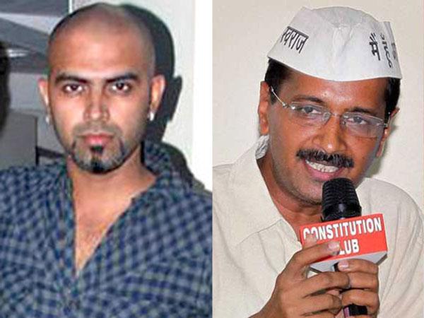 Roadies Raghu campaigns for AAP