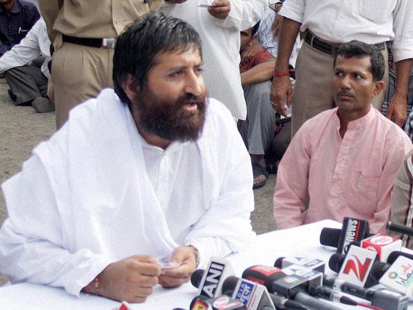 Narayan Sai forms a political party