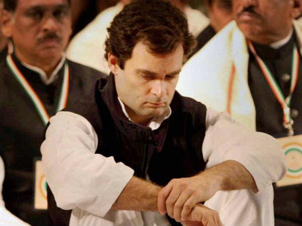... and Rahul Gandhi failed yet again!