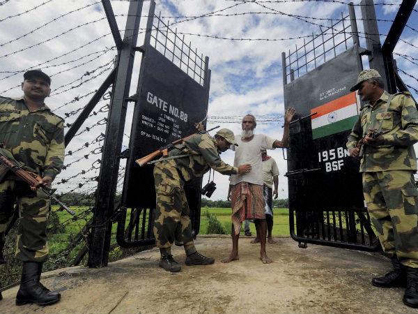 India To Open Integrated Check Post Along Bangladesh