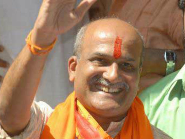 Muthalik to contest LS polls 2014