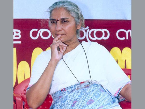 Medha endorses Gandhi's non-violence